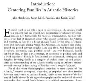 introduction to family history essay Introductions and conclusions play a special role in the academic essay, and they frequently demand much of your attention as a writer a good introduction should identify your topic, provide essential context, and indicate your particular focus in the essay.